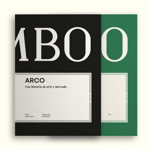 Pack libros ARCO + Isidoro Valcárcel Medina