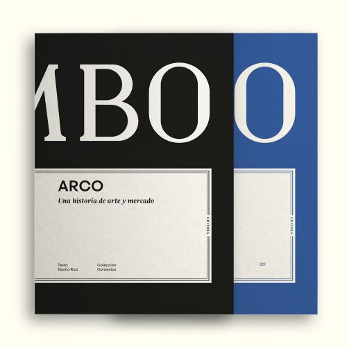 Pack libros ARCO + José Gutiérrez Solana