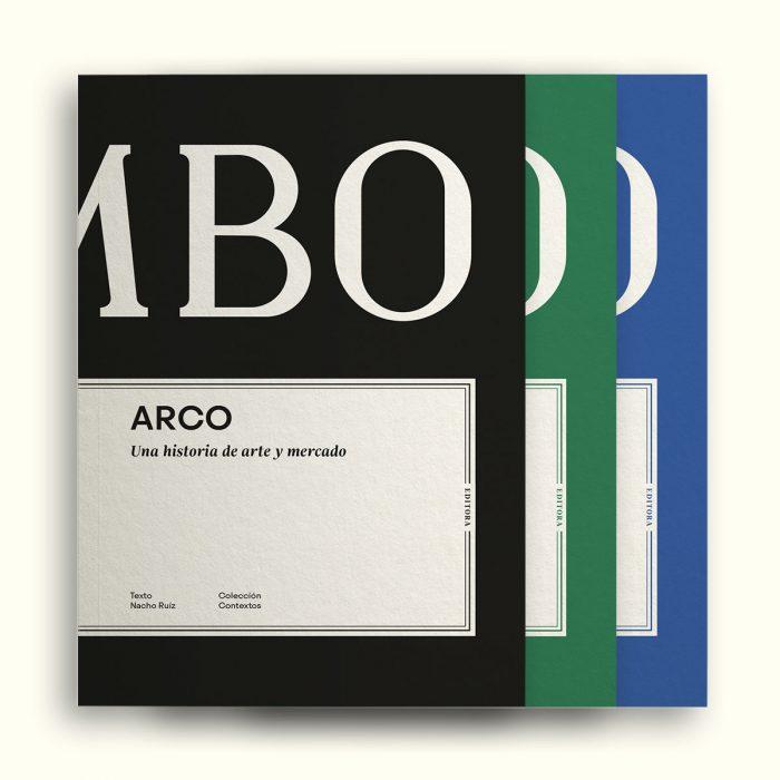 Pack libros ARCO + Isidoro Valcárcel Medina + José Gutiérrez Solana